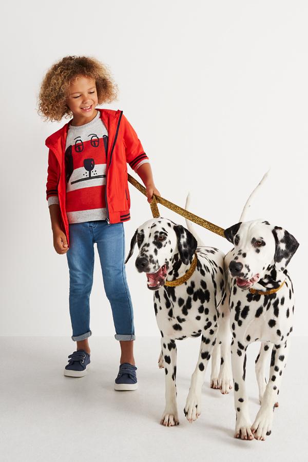 Book a MoDals dalmatian model